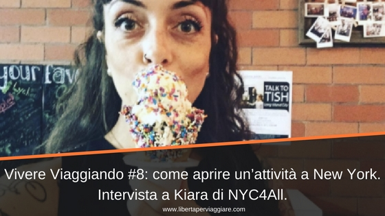 Kiara di NYC4All